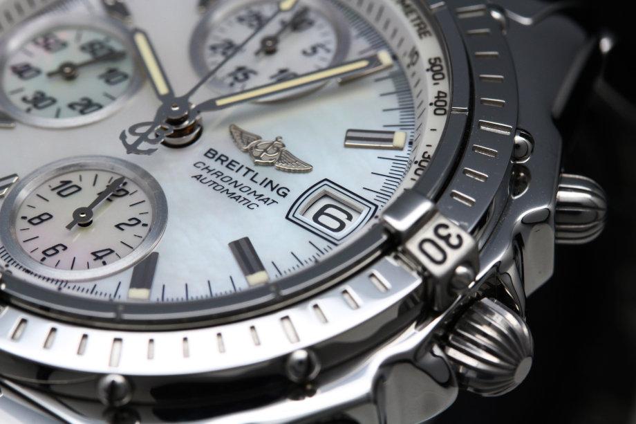 Breitling Chronomat GT MOP A137A53PA