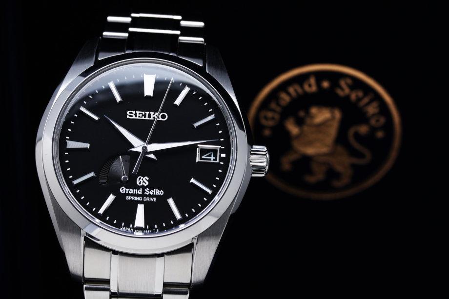グランドセイコー スプリングドライブモデル 時計 新品から中古品まで高価買取
