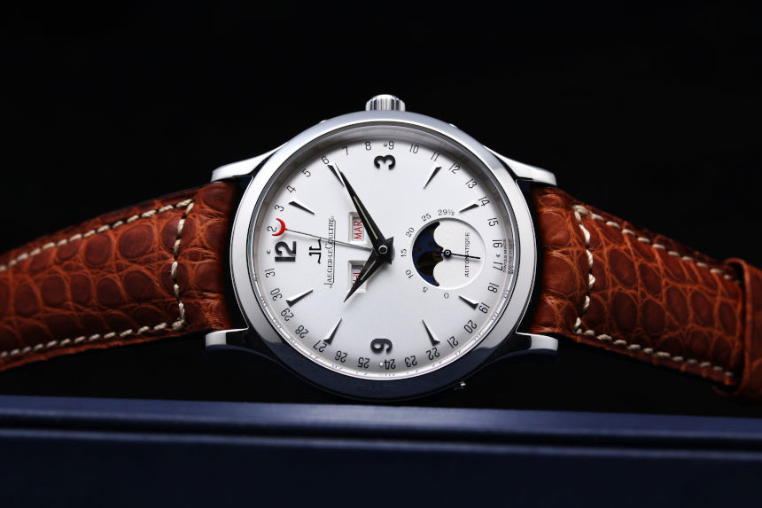 Jaeger-LeCoultre Master Moon Stainless Steel 37mm Q143842A