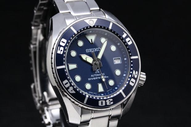 SEIKO Prospex 200M Diver Automatic SBDC033 Blue