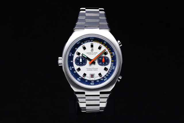 アンティーク腕時計の買取実績 京都屋質屋 BREITLINGの買取 (2)