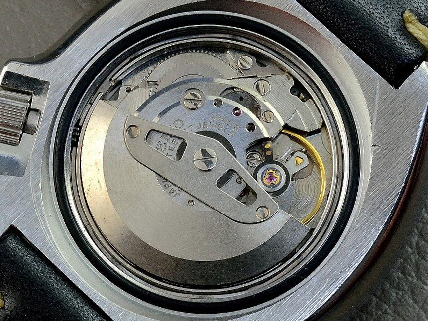 セイコー SEIKO セカンドダイバー 植村直己モデル 6105-8110 150m オートマチック