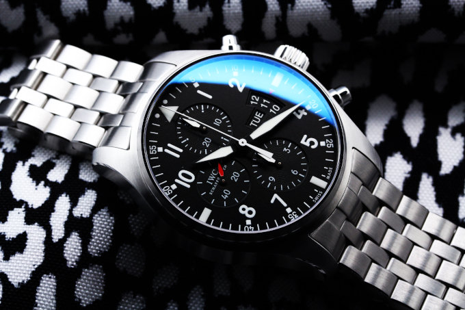 IWC Pilots Watch Chronograph IW377704