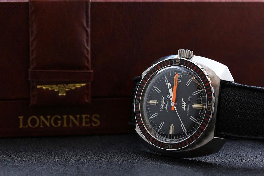 Longines ultra-chrono diver Ref.7970-4