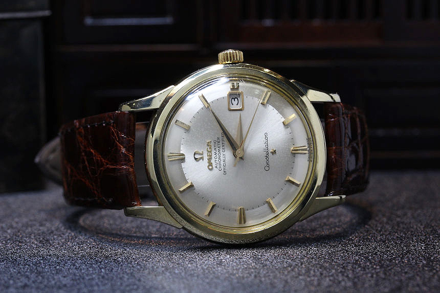 Omega Constellation Automatic Chronometer 168.001 37mm CAL.561