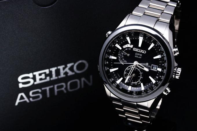 SEIKO ASTRON SBXA003 7X Series Titanium Model