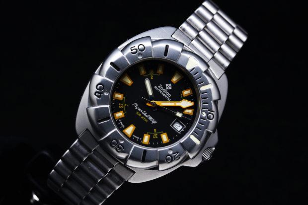 Zodiac Super Seawolf 1000m Ref.506.54.43 (3)