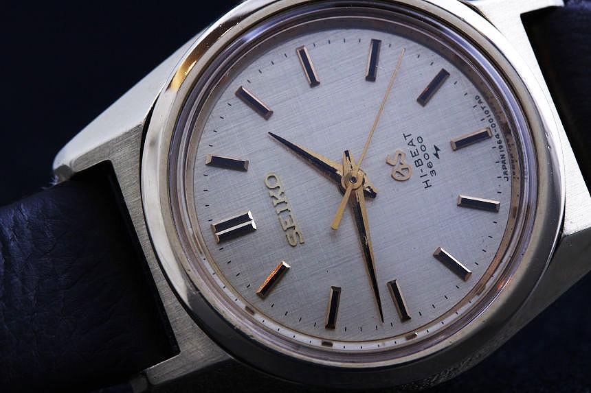 セイコー SEIKO 19GS グランドセイコー レディース 1964-0010