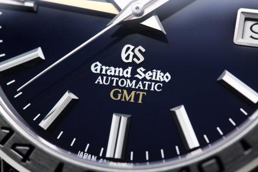 高級ウオッチブランド グランドセイコー メカニカルGMT 10周年記念限定モデルが入荷しました。