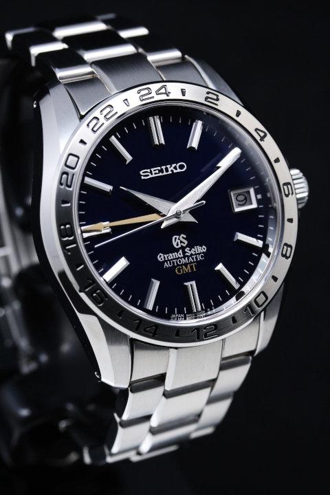 Grand Seiko GMT 10th Anniversary Edition Automatic (Ref. SBGM029)