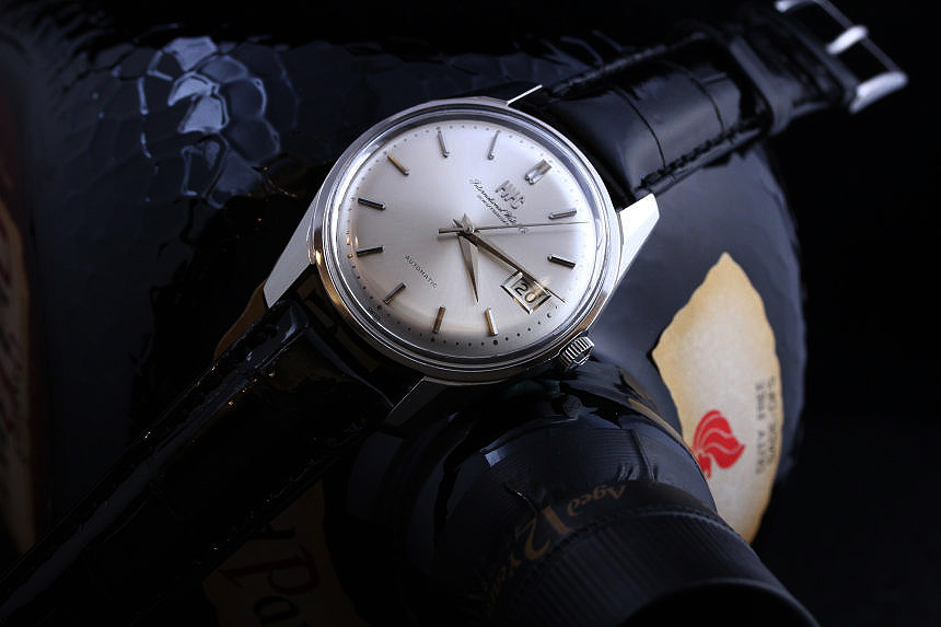 IWC AUTOMATIC Ref.R820AD [ANTIQUE]