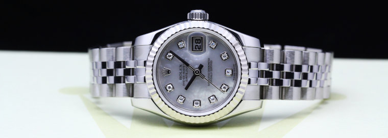 ROLEX DATEJUST 179174NG Ladies Watch (9)