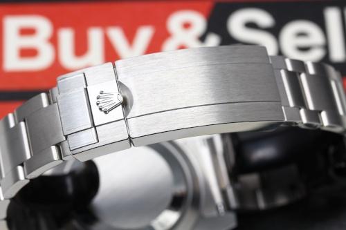 ロレックス ROLEX グリーン サブマリーナ デイト 116610LV 【新品】 時計 メンズ (9)