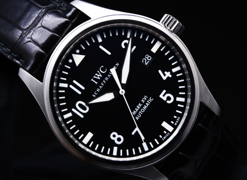 IWC Mark XVI Mens Watch Model : IW325501
