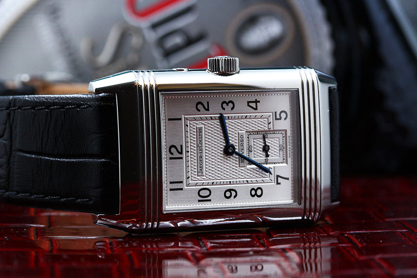 JAEGER LE COULTRE REVERSO DUO NIGHT & DAY Ref.270.8.54
