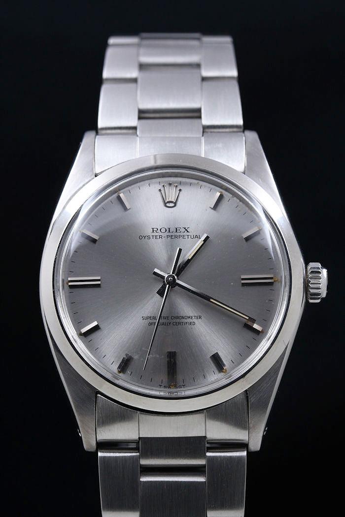 size 40 7345c a895b ロレックス オイスターパーペチュアル 希少モデル Ref.1018
