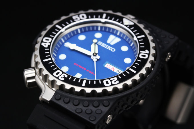 Seiko Prospex Diver Scuba Limited Edition Produced by GIUGIARO DESIGN