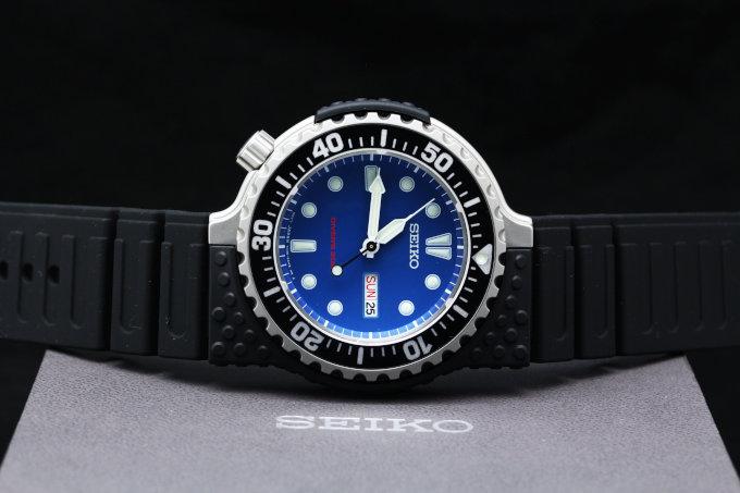 Seiko Prospex Diver Scuba Limited Edition Produced by GIUGIARO DESIGN
