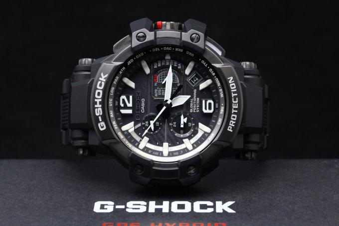【CASIO G-SHOCK】SKY COCKPIT/ GPS HYBRID GPW-1000FC-1AJF