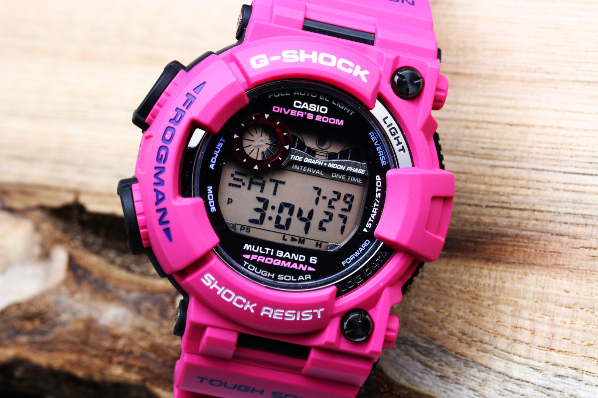 G-SHOCK SPECIAL COLOR GWF-1000SR-4JF