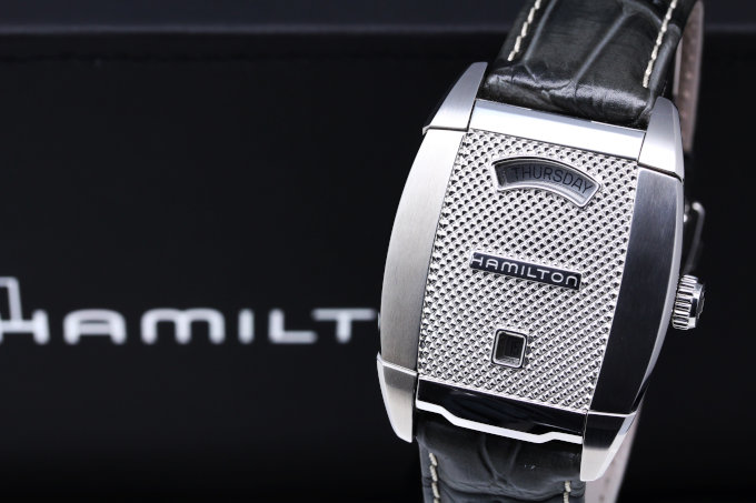 Hamilton FlintRidge Gent Auto Mens Watch H15515851