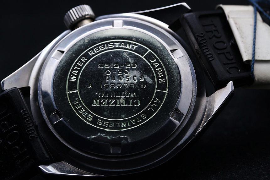 シチズン チャレンジダイバー Ref.4-600851Y