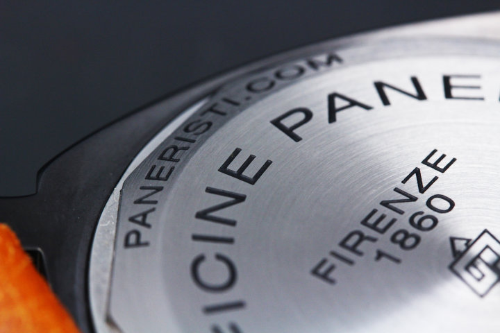 Panerai Luminor Base Logo PVD 10th year anniversray