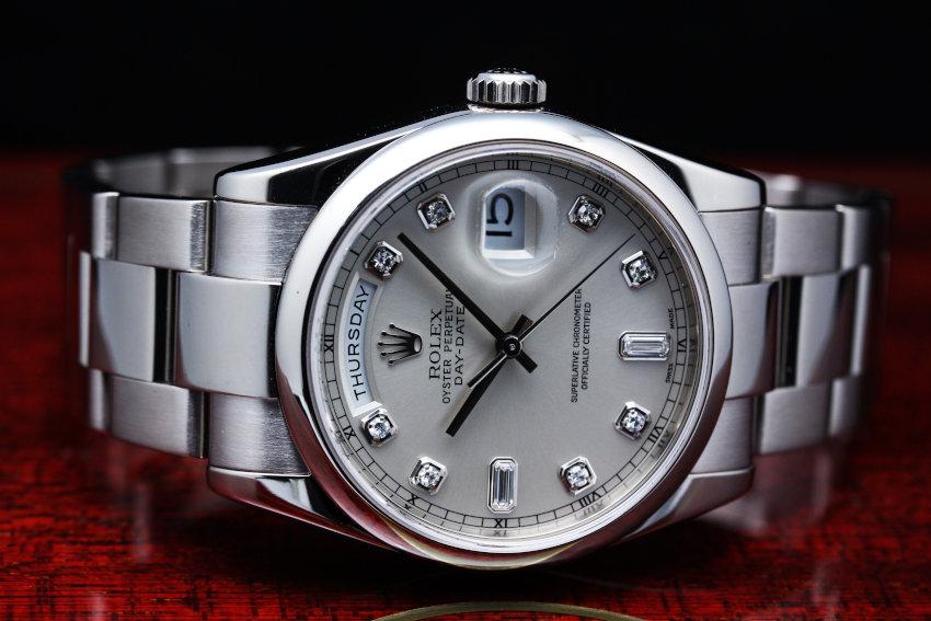 Rolex Day Date President 118209