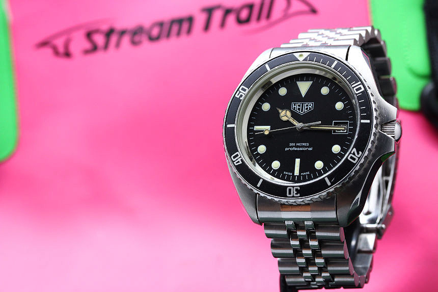 TAG HEUER PROFESSIONAL Ref.844/3