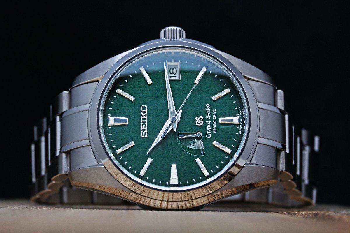 GRAND SEIKO SBGA005 2004 Japan Limited Edition