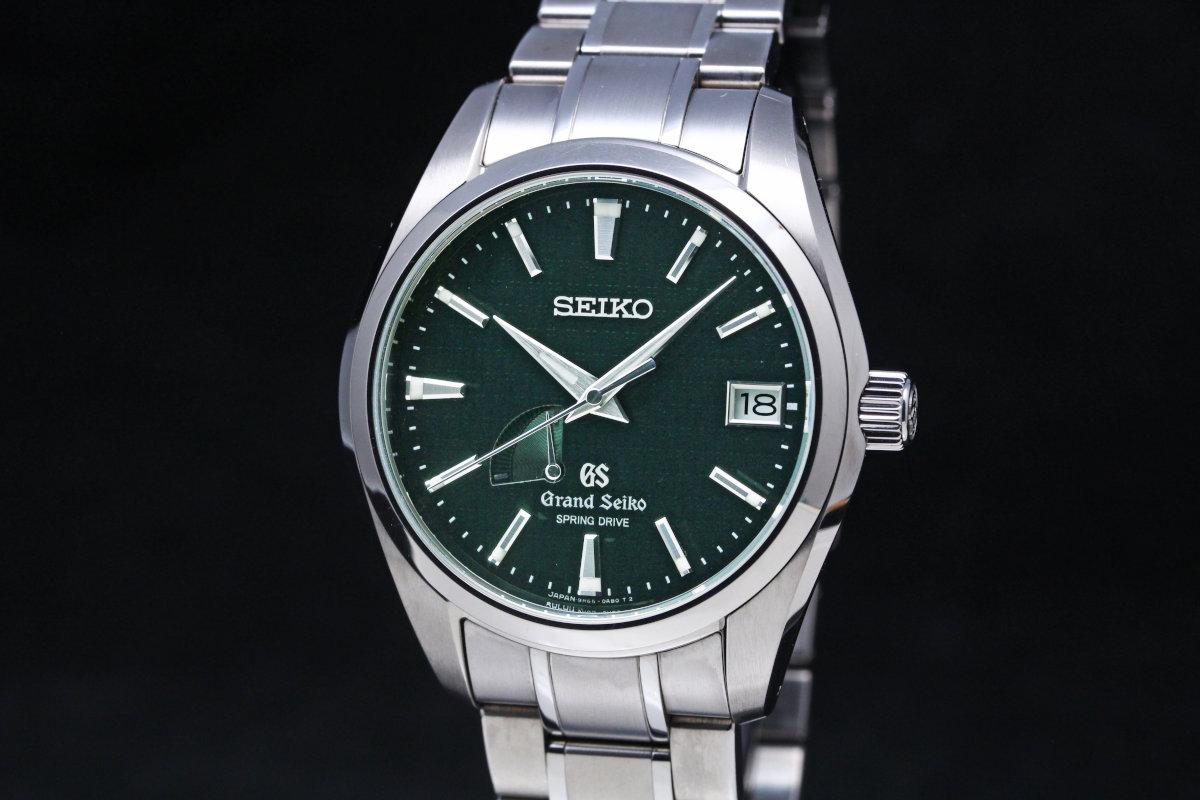 GRAND SEIKO SBGA005 2004 Japan Limited Edition (4)