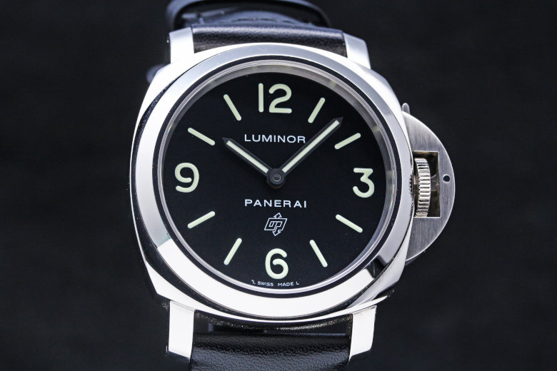 PANERAI Luminor Base Logo Acciaio 44mm PAM01000