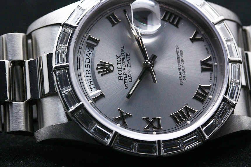 ロレックス デイデイト Ref.18366 1990年製 E品番
