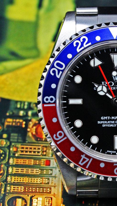Rolex 16710 Rolex Reference Ref ID 16710 Watch