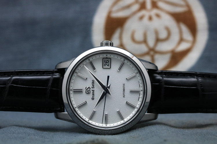 LIMITED EDITION Grand Seiko TITANIUM AUTOMATIC SBGR305