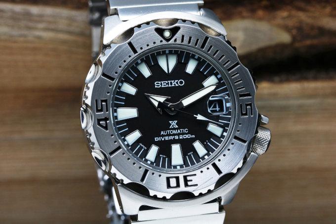 Seiko Prospex Black Monsterl SBDC025