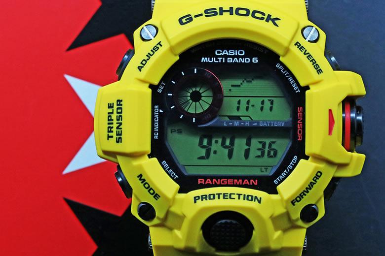 CASIO G-SHOCK RANGEMAN GW-9430EJ-9JR