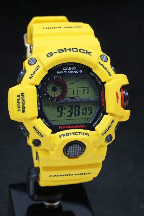 【CASIO G-SHOCK】RANGEMAN GW-9430EJ-9JR