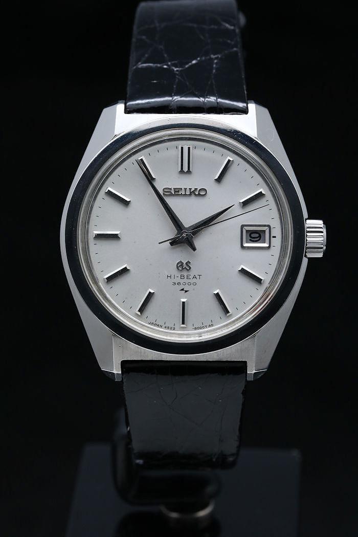 wholesale dealer c5239 20d93 1968年12月製造 グランドセイコー 45GS Ref.4522-8000 ...