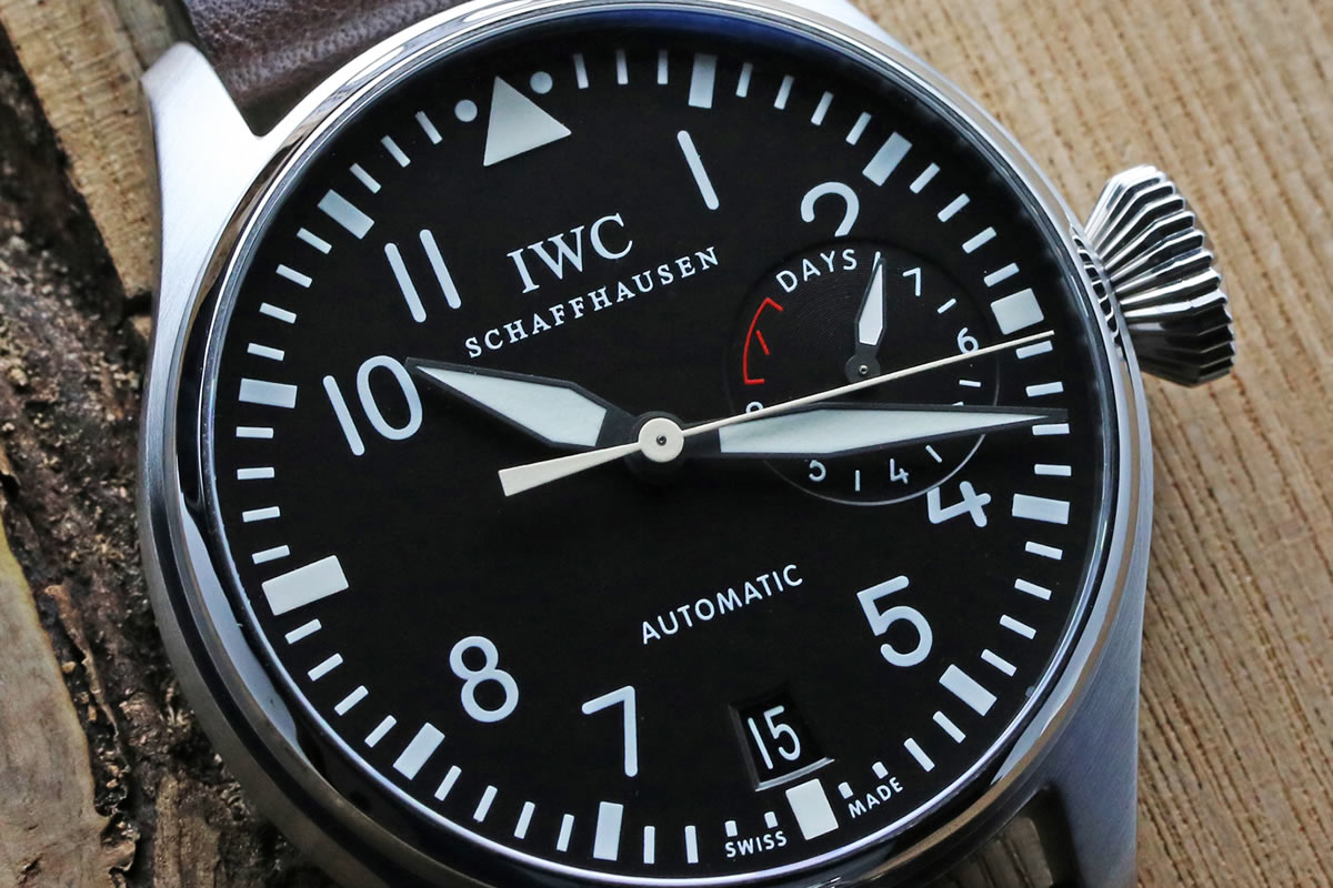 IWC IW500401 Big Pilot Men's Watch