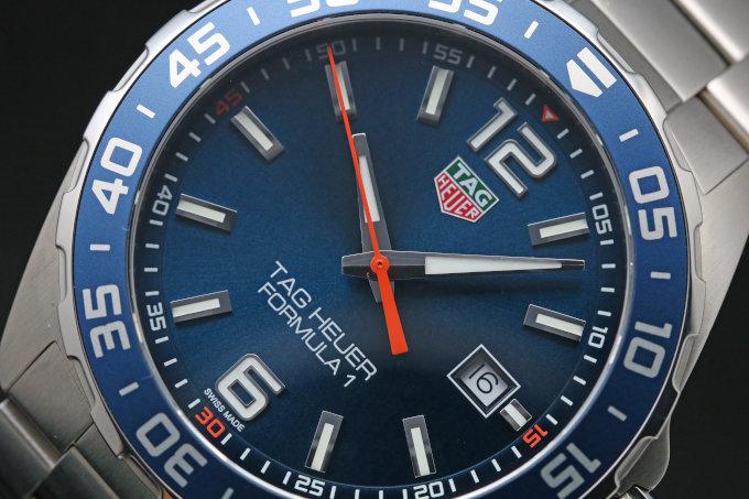 Tag Heuer Formula 1 Mens Watch WAZ1010.BA0842