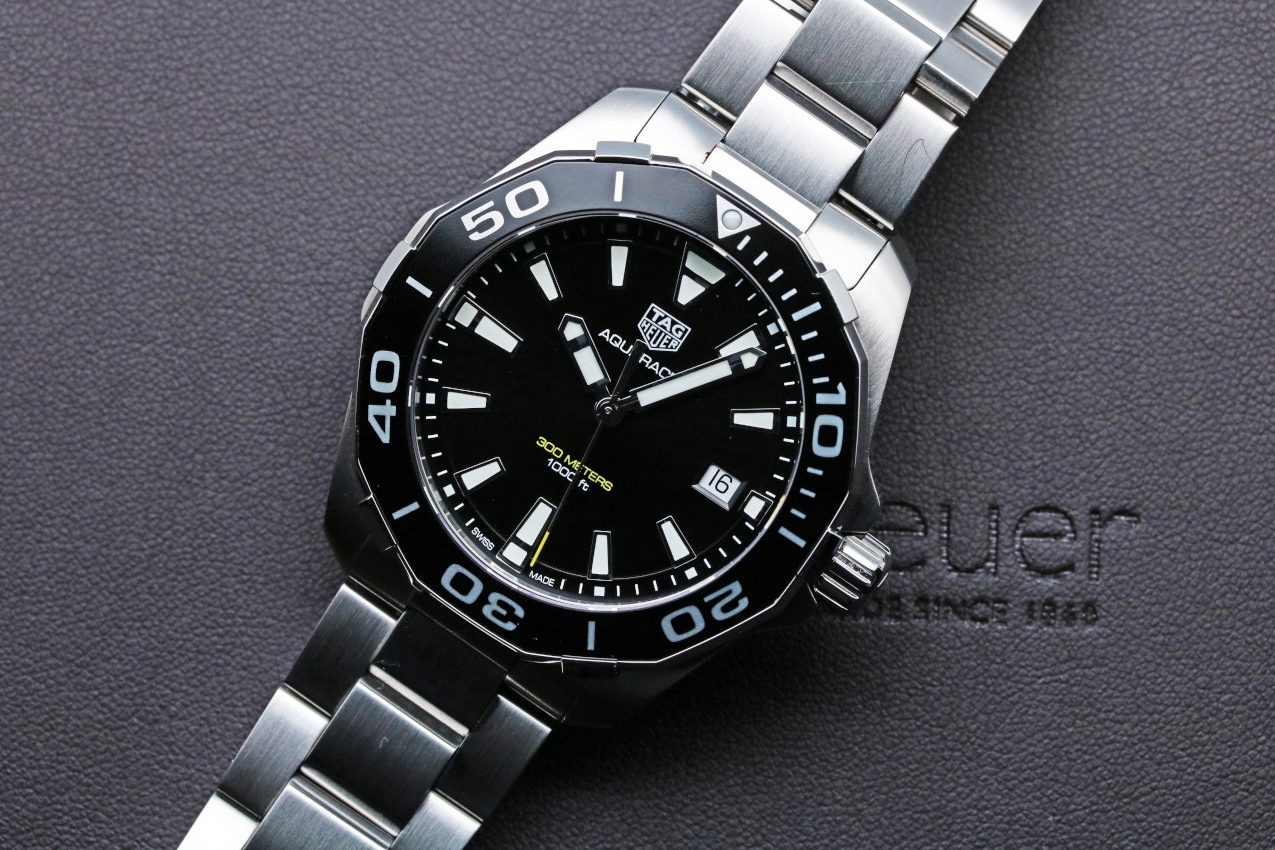 TAG HEUER Aquaracer 300m WAY111A.BA0928 Quartz Mens Watch