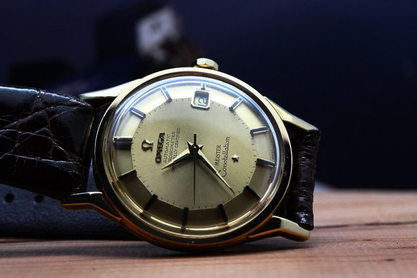 1960s Omega Constellation Pie-Pan 'Meister' Ref.168005-6 Cal.562