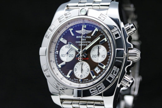 BREITLING Chronomat 44 A011 Q75 PA Automatic Mens Watch