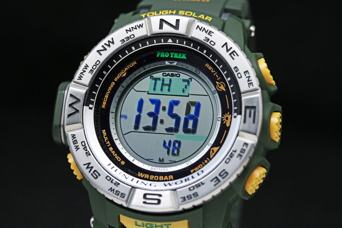 PRO TREK x Hunting World Watch PRW-3510HW