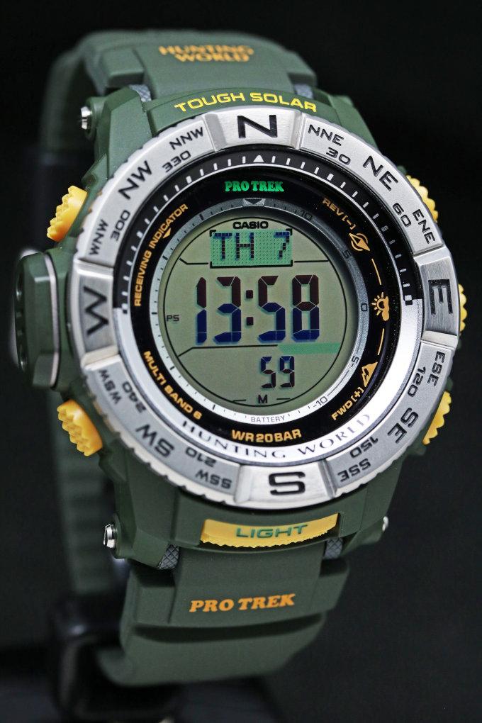 PRO TREK x Hunting World Watch PRW-3510HW