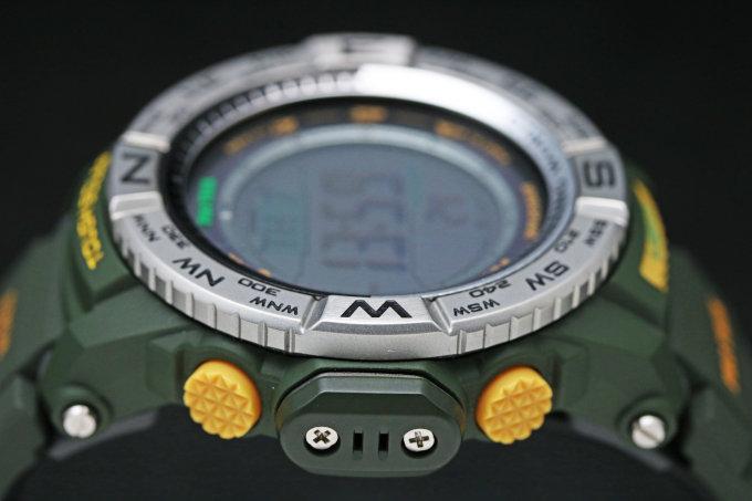 ハンティングワールド カシオコラボレーションモデル プロトレック PRW-3510HW