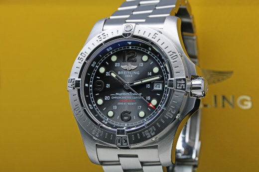 Breitling Superocean Steelfish Automatic Mens Watch A17390 (18)[1]