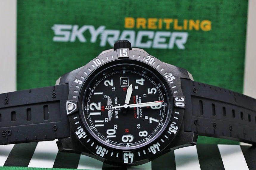 ブライトリング コルト スカイレーサー X74320E4/BF87