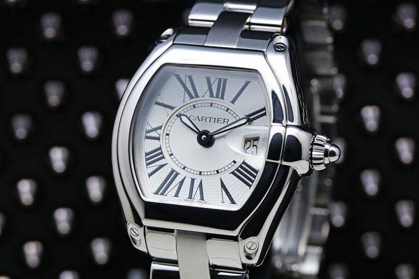 Cartier Roadster W62016V3 Wrist Watch for Women